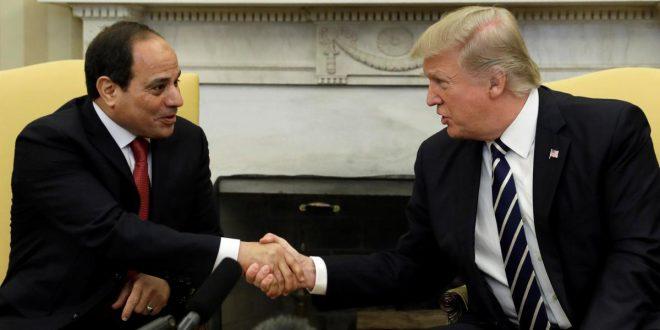 """القاهرة وواشنطن.. وطريق """"مكافحة الإرهاب"""""""