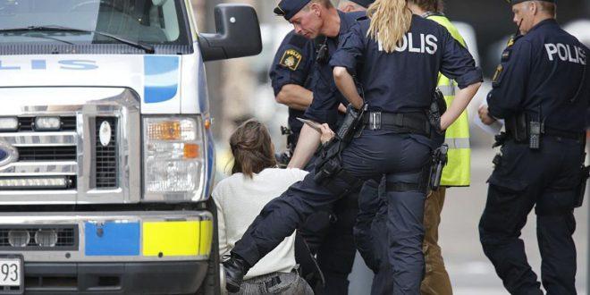 الكشف عن هوية الإرهابي منفذ هجوم الشاحنة في السويد