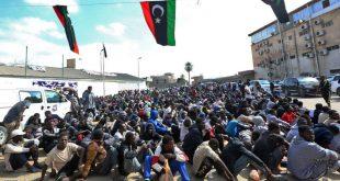 """""""أسواق"""" لبيع البشر """"علناً"""" في مدن ليبية"""
