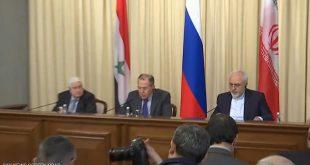 لافروف: الدعوة لتغيير النظام السوري بالقوة لن تنجح