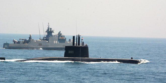"""مصر تعزز قواتها البحرية بـ""""غواصة ألمانية"""""""
