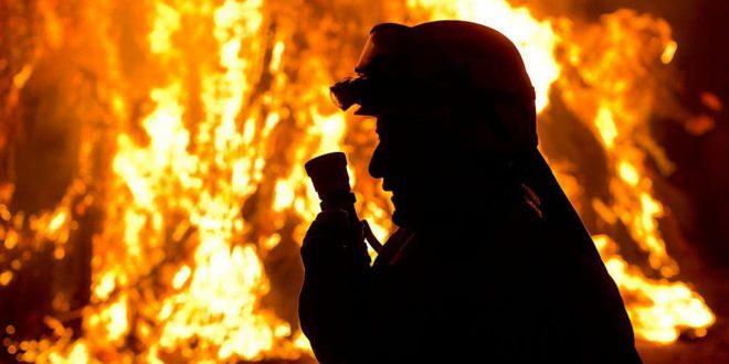 المغرب : يحرق زوجته أمام أعين أطفالهما الأربعة