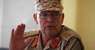 الدفاع الليبية: نهاية حفتر وشيكة وسيقصف بالطيران الدولي