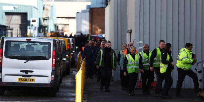 الأجانب يمثلون 11% من إجمالي العمال في بريطانيا
