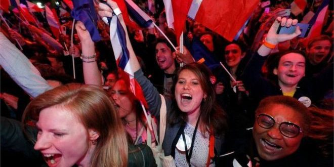 ارتفاع قوي لليورو بعد نتائج الانتخابات الفرنسية