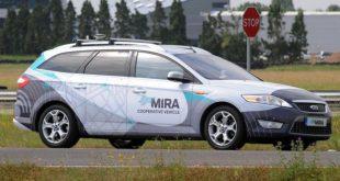 سيارات ذاتية القيادة في طرق بريطانيا بحلول 2019