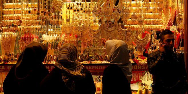 دعوة أردوغان تزيد واردات الذهب التركية أضعافاً
