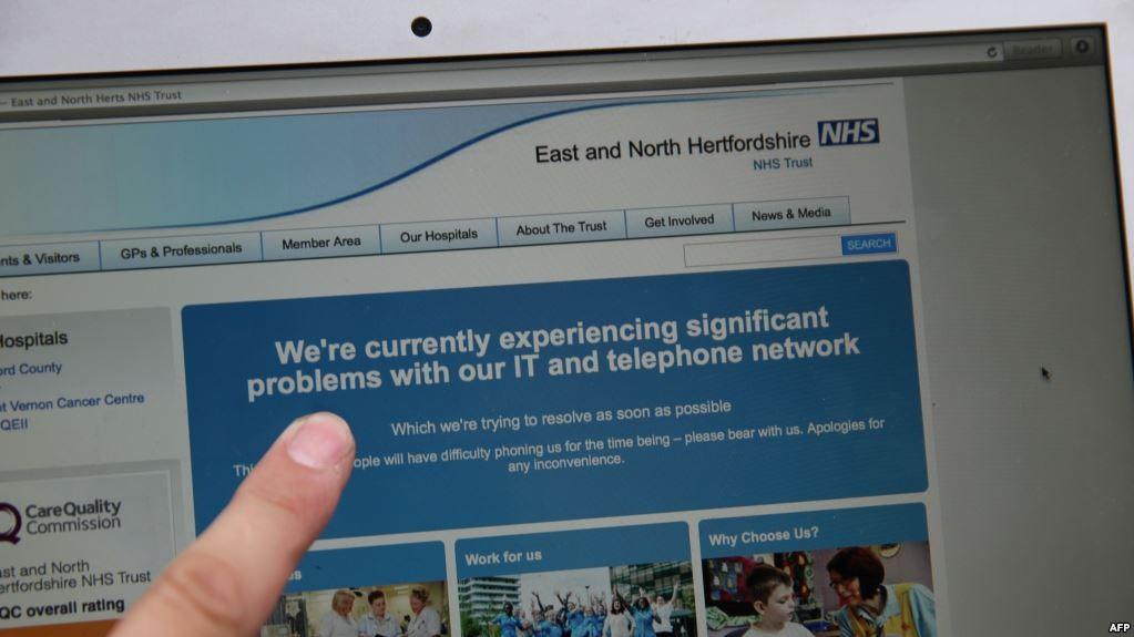 بريطانيا: لا نعرف من يقف وراء الهجوم الإلكتروني