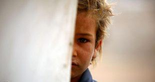 300 ألف طفل تحت رحمة تجار البشر