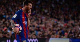 """برشلونة خسر الدوري.. وميسي خرج """"فائزاً"""""""