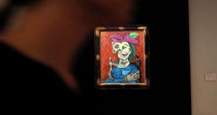 """لوحة بيكاسو """"امرأة جالسة"""" تباع بمبلغ 45 مليون دولار"""