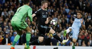 الدوري الانجليزي: مانشستر سيتي يفوز على ويست بروميتش ويعزز حظوظه الأوروبية