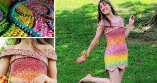 أمريكية تقضي 4 أعوام في تصميم ثوب من ورق الحلوى فقط