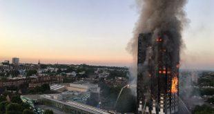 نجوم بريطانيون يطلقون أغنية لجمع أموال لضحايا حريق برج غرينفل