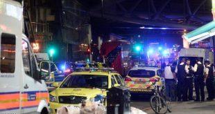 شرطة بريطانيا تتعامل مع 3 حوادث اعتداء وسط لندن