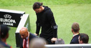 مانشستر يونايتد يحسم مصير إبراهيموفيتش