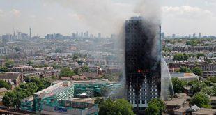 """حريق لندن.. عشرات المفقودين ومخاوف من """"رقم في خانة المئات"""""""