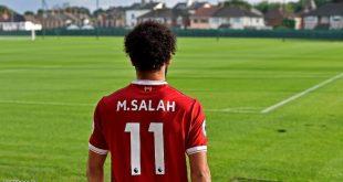 """هكذا استقبلت جماهير ليفربول """"الفرعون المصري"""""""