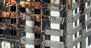 """بريطانيا: 60 مبنى معرض لكارثة """"غرينفل"""""""