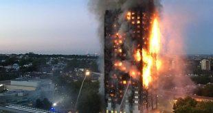 الشرطة البريطانية تدرس توجيه اتهامات بالقتل غير العمد في حريق لندن