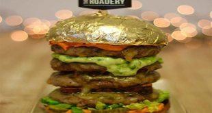 """وجبة """"برغر"""" بـ5 آلاف ريال في السعودية تثير السخرية والغضب"""