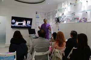 د.شريف الوكيل :  يبتكر طرقاً لتجميل وإصلاح الأعضاء التناسلية دون جراحة