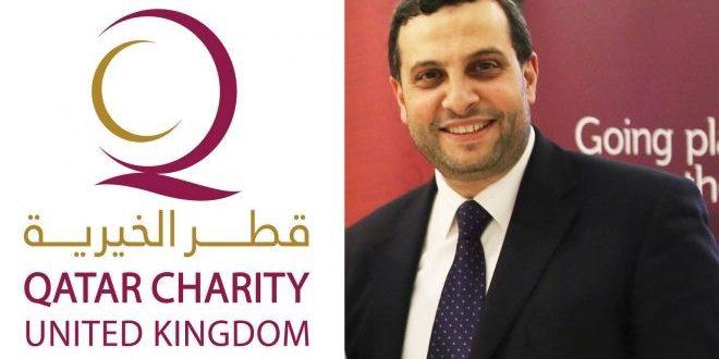 حديث خاص مع نائب المدير العام لمنظمة قطر الخيرية في بريطانيا
