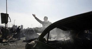"""دمشق.. مقتل مدنيين وعسكريين بهجوم """"ساحة التحرير"""""""