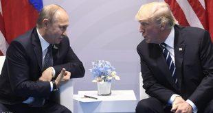 """قمة بوتن وترامب """"التاريخية"""" ناقشت 4 ملفات"""