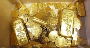 لأول مرة.. تعرف على ما تحتويه خزائن لندن من ذهب وفضة