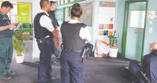 تهديدات بيولوجية لمركز إسلامي فى لندن