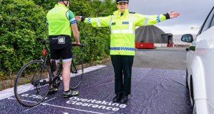 """شرطة لندن السرية تطلق حملة """"مساحة لراكبي الدراجات"""""""