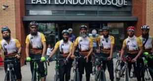 رحلة حج بالدراجات من مسجد شرق لندن إلى مكة المكرمة