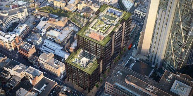 """""""أمازون"""" تفتتح مقرها الجديد في لندن على مساحة شاسعة وطراز فاخر"""