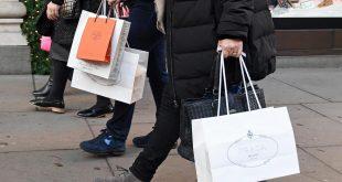 تدفق السياح إلى لندن لشراء سلع فاخرة بأسعار منخفضة