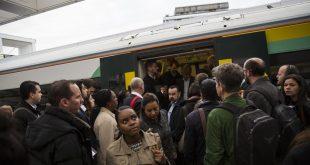 الركاب في لندن يتعرضون لأسوأ خدمة سكك حديدية في البلاد