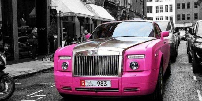 سكان لندن يشكون من الأثرياء العرب وسياراتهم الفارهة!