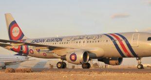 رفع حظر الإلكترونيات على الطائرات الأردنية إلى لندن