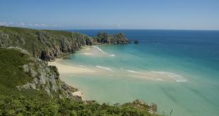 تعرف على بعض أفضل الشواطئ البريطانية