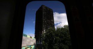 """التعرف على 49 جثة من ضحايا حريق برج """"غرينفيل""""  """
