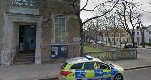 """ردود فعل غاضبة للمواطنين على خطط لإغلاق مركز شرطة """"نوتينغ هيل"""" لندن"""