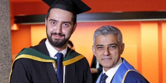تخرج لاجئ سوري من كلية الطب في لندن بعد معاناة 10 سنوات والتنقل بين أربعة بلدان