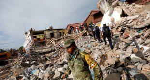 حصيلة كبيرة لأقوى زلزال يضرب المكسيك في قرن