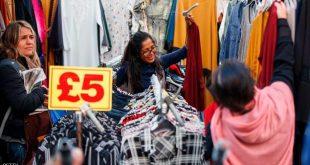 التضخم البريطاني في أعلى مستوى خلال 5 سنوات