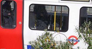 انفجار بمترو أنفاق لندن