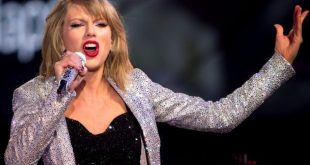 تايلور سويفت تتصدر قائمة الأغاني الأكثر انتشارا في بريطانيا لأول مرة