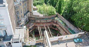 طرح منزل فاخر بلندن للبيع في السوق ب 25 مليون جنيه استرليني