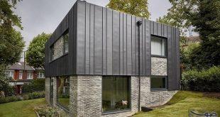 زوجان بريطانيان ينفذان تصميم منزل أحلامهما في لندن