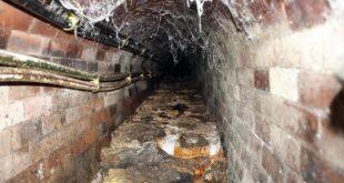العثور على كتلة من الدهون طولها 50 متراً وتزن 26 طن تحت الحي الصيني وسط لندن