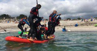 """الناجين من حريق برج غرينفيل يقومون برحلة علاجية جماعية إلى كورنوال """"Cornwall"""""""